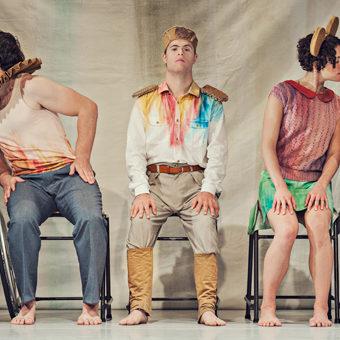 ArtificialThings, Stopgap Danse Company. Photographie : Chris Parker.